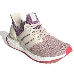 Women's Adidas Ultra Boost 4.0 'Red Multicolor'